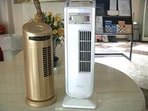 冷風機の貸出しサービスもあります(^^♪