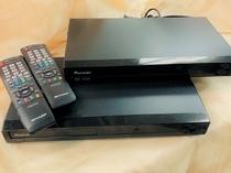 DVDプレーヤーの貸し出しサービスもございます(^-^)