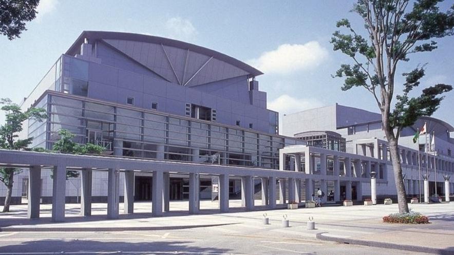 宮崎県立劇場