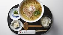 千羽鶴 和だし麺