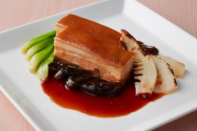 大観苑 料理一例