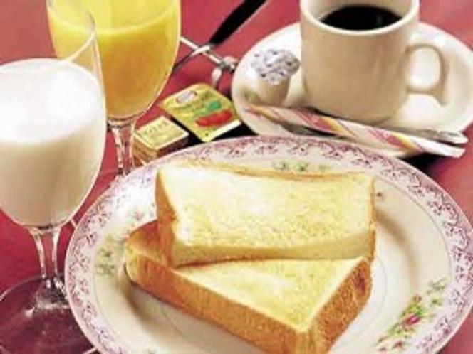 楽天のお客様特典♪午前6時〜9時まで♪トースト(予約制)コーヒー&ドリンクセット