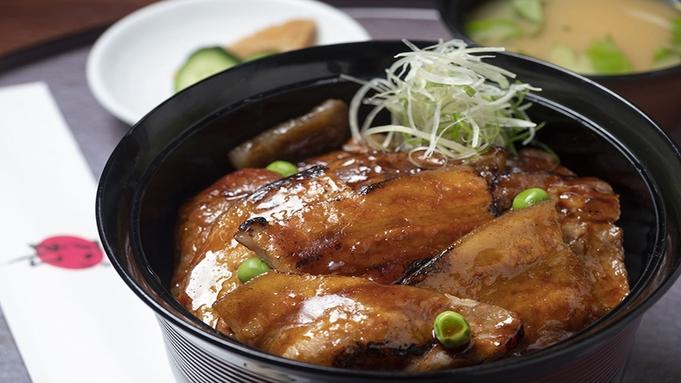 【連泊プラン/お手軽和食】ビジネスや一人旅にもおすすめ!「豚丼セット」or「天丼セット」の夕食付