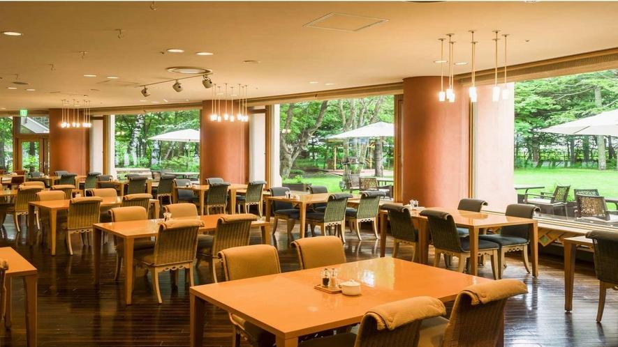 ■洋食レストラン【バードウォッチカフェ】
