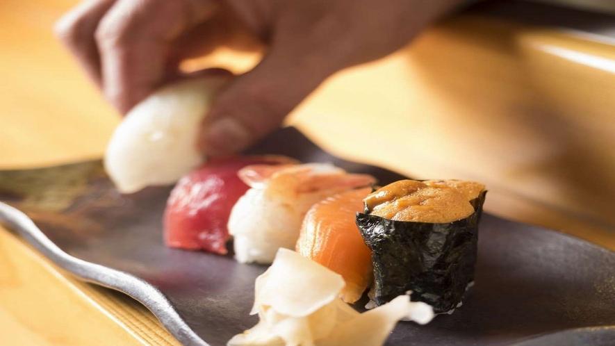 ■寿司処【春日】/カウンターで味わえるお寿司