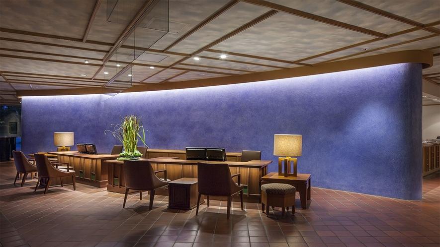 ■ホテルフロント