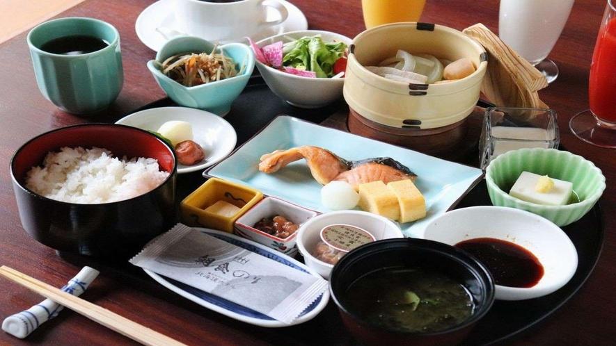 ■朝食メニュー/王道の和食(2020年10月1日~)