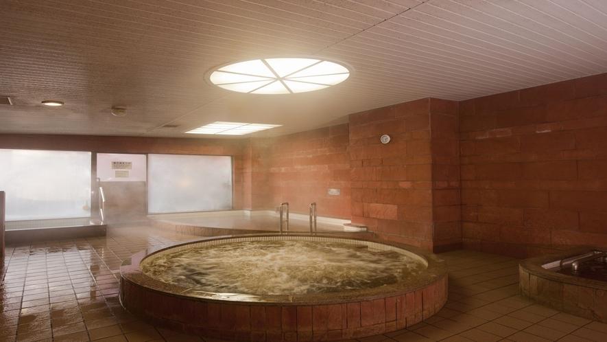 ■【美人の湯・モール温泉】内風呂