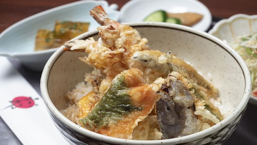■和食【六郎】/天丼