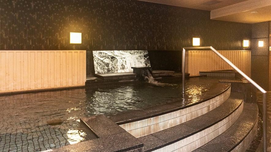 アパヴィラホテル〈大阪谷町四丁目駅前〉大浴場