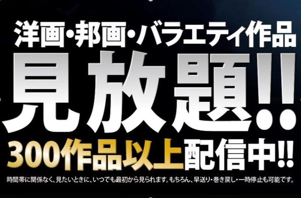 VOD見放題プラン【モーニングサービス付】