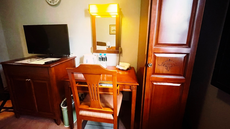 シングルタイプ家具
