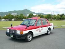 観光タクシー(イメージ)