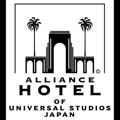 【ユニバーサル・スタジオ・ジャパン】コラボルームステイプラン★オリジナルグッズ2特典付!
