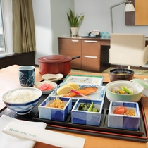 ルームサービス朝食(和定食)