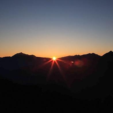 〇【眺望プラン】立山連峰一望のお部屋をご用意! 【朝食付】