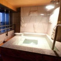 □男性大浴場【露天風呂】