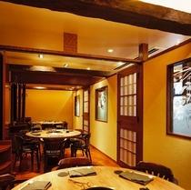 □焼肉レストラン【辛子家】 店内
