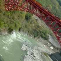 □黒部峡谷トロッコ列車【其の2】