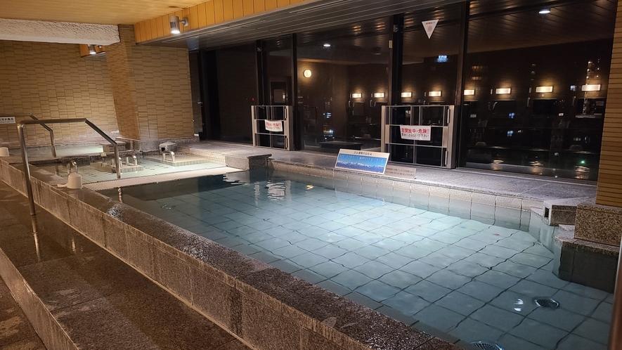 大浴場・白湯(男性)