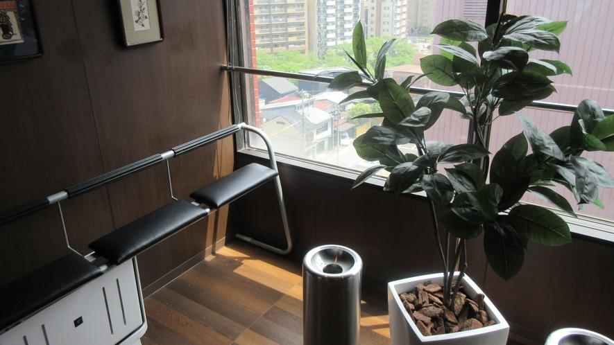 喫煙ルーム(10階)