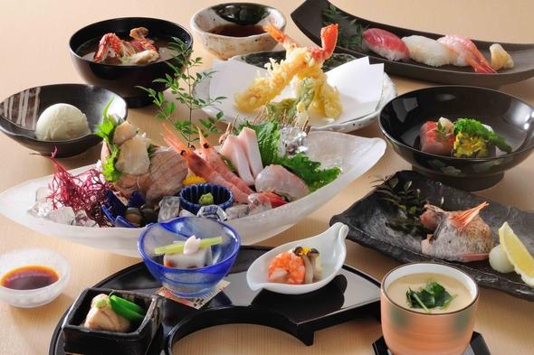 ☆2食付プラン 夕食は和食レストラン「妙高」にて「妙高御膳」☆