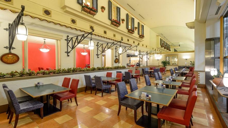 1階レストラン「アレーグロ」