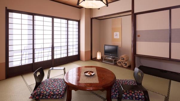 ◆和室10畳 広縁無し 【ぬくもり館】32平米