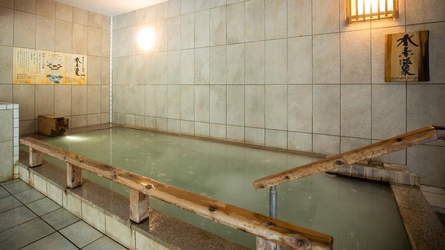 大浴場2階水素風呂