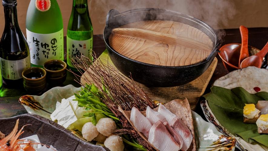 心もお腹も喜ぶ和食コース料理♪