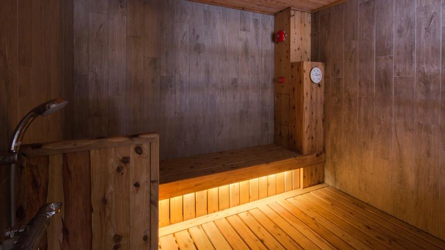 大浴場1階・2階温泉蒸し風呂