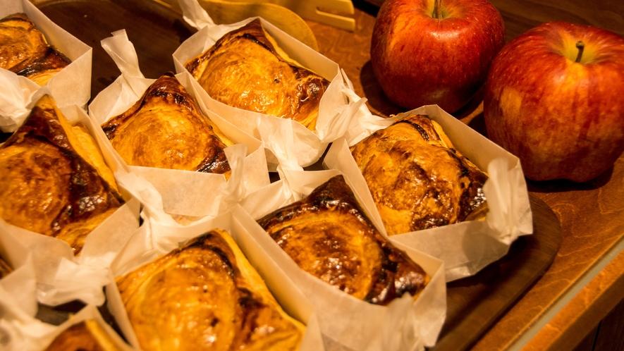 J・glaceeのアップルパイ
