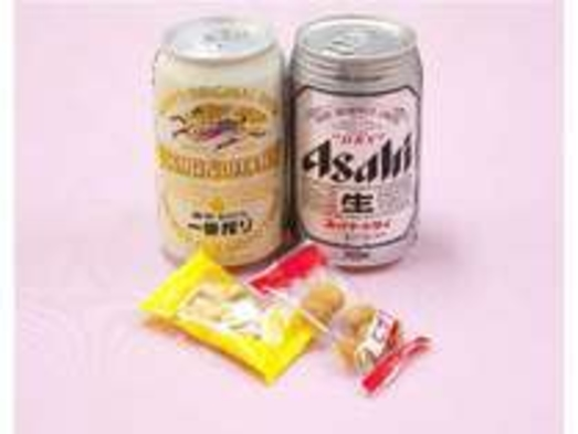 缶ビール1本プレゼント!シングルルーム【朝食付】