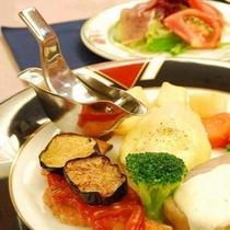 ご夕食【洋食】一例