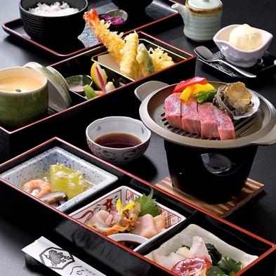 「鶏数寄 くるる」の純系名古屋コーチンと飛騨牛「わごうコース」と朝食付プラン