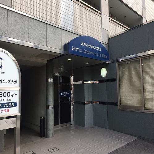 ■ホテル玄関