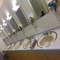 ■大浴場:パウダールーム