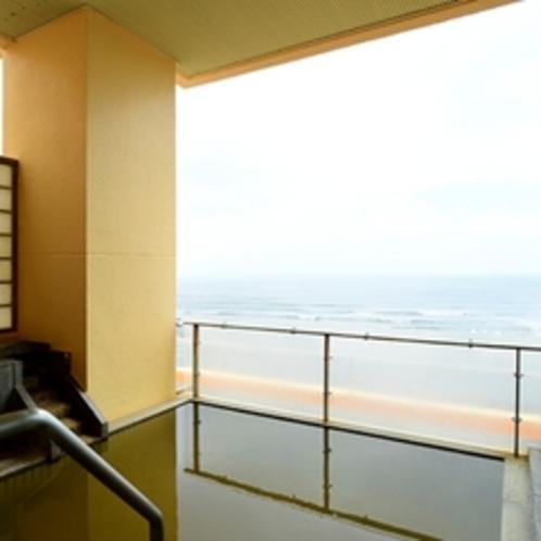 10階の露天風呂