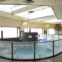 1階の大浴場(女風呂)