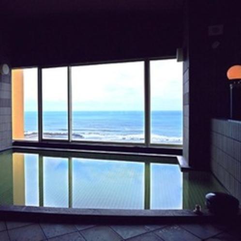 (1)10階の展望大浴場
