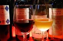 各種 グラスワイン