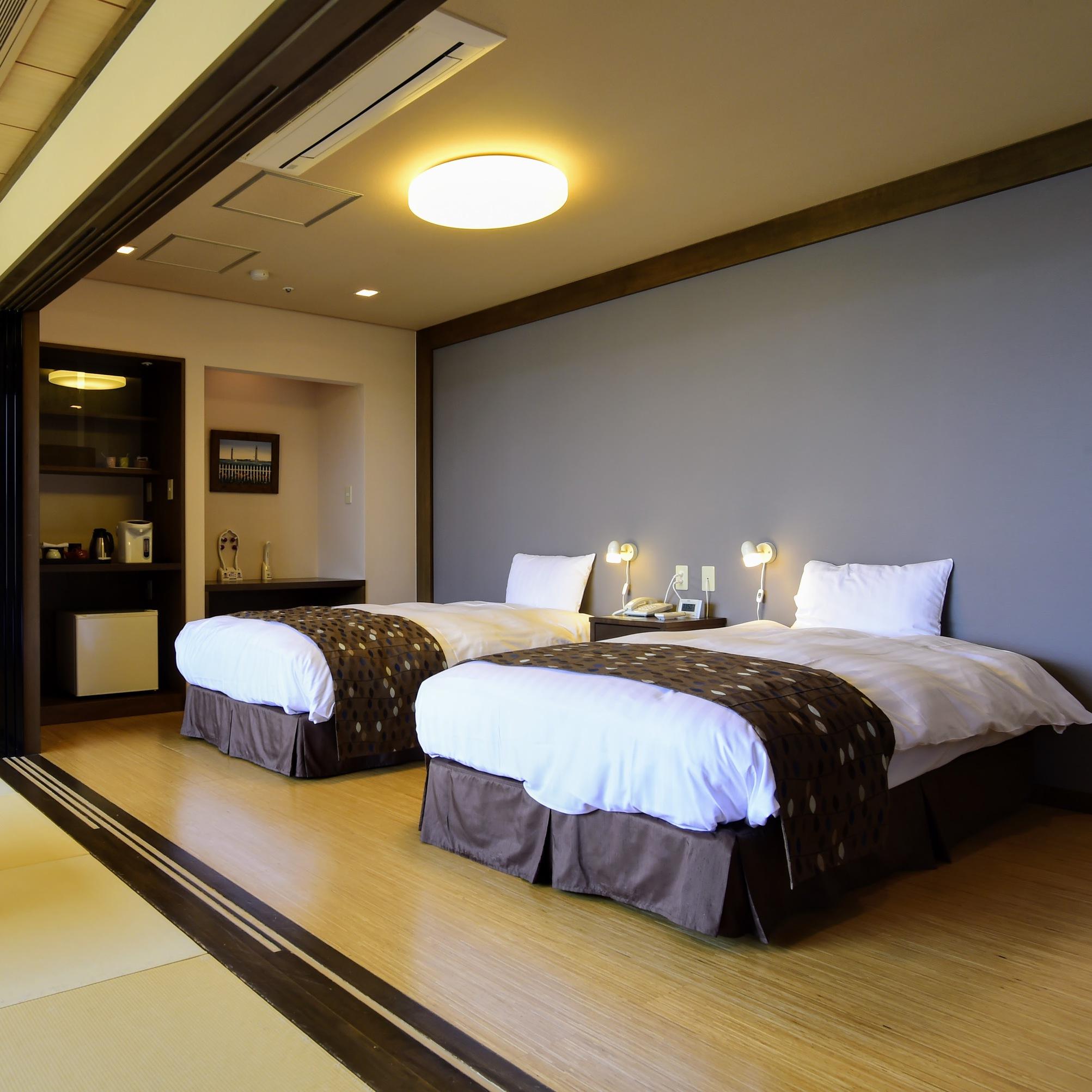 【5】露天風呂客室