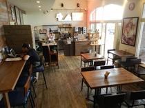 Cafe店内