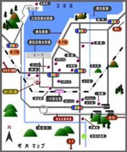 町内マップ