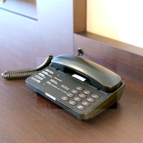 客室内電話機