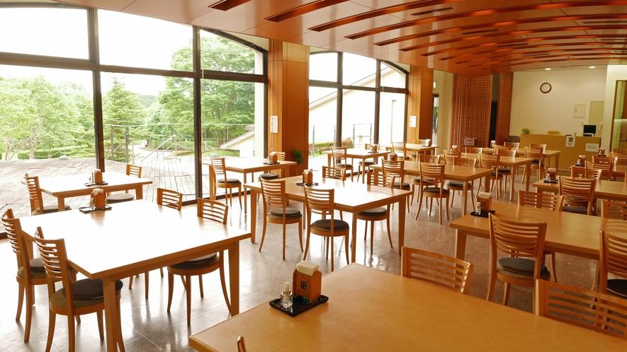 【館内・2階】レストラン