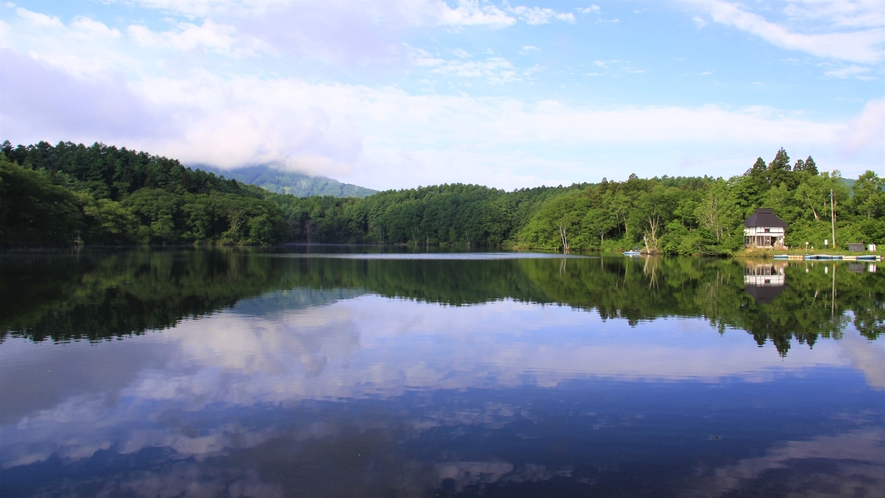 希望(のぞみ)湖