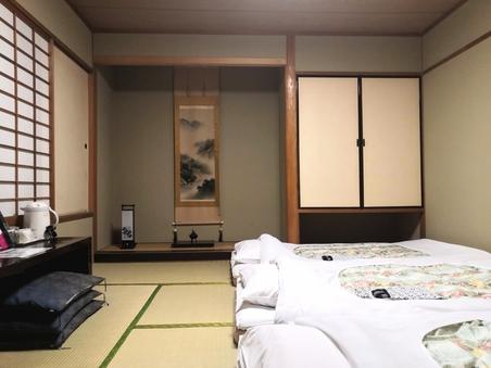 8畳和室ルーム☆禁煙ルーム