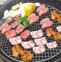 BBQ肉セット