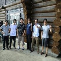 グループ写真